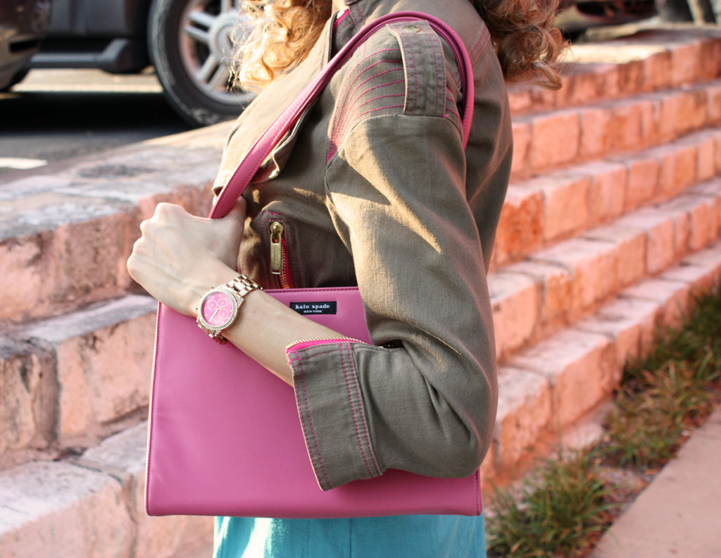 kate_spade_pink_nylon_purse