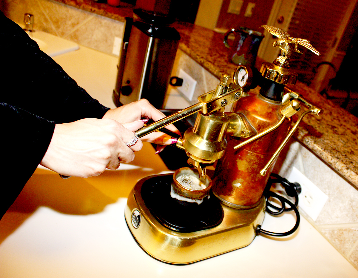pavoni_coffee_maker