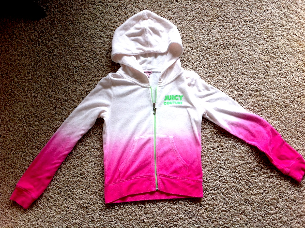 Juicy Couture kids clothes